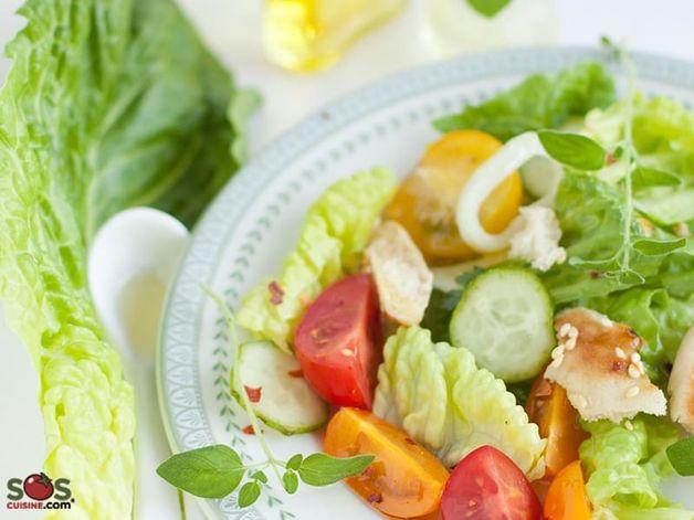 """""""Fattouche"""" Salad"""