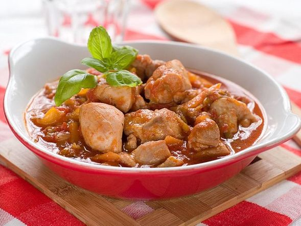 Chicken Goulash