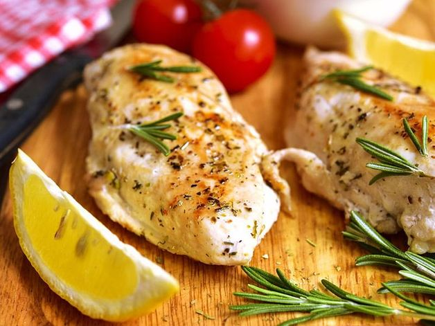 Chicken Breasts in Cognac